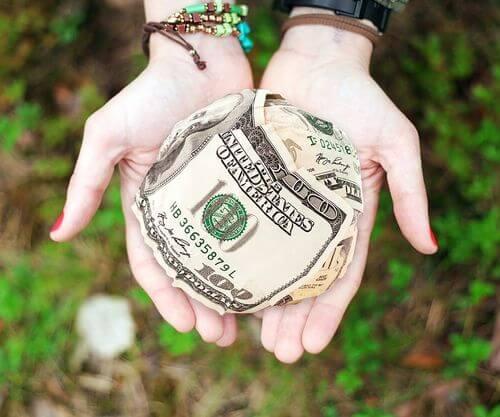 自由現金流量-示意圖